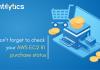 AWS EC2 RI Purchase Status - Cost Optimization