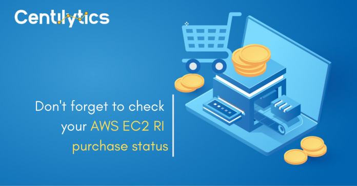 AWS EC2 RI Purchase Status - Cost Optimization