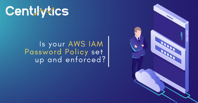 AWS IAM Password Policy - Cloud Security