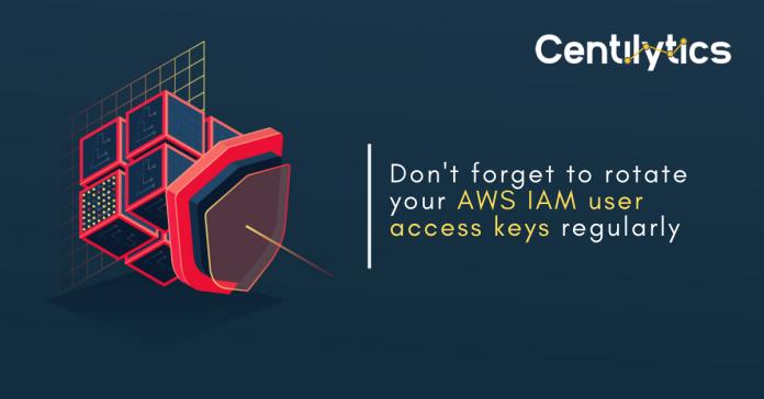 Rotate-AWS-IAM-User-Access-Key