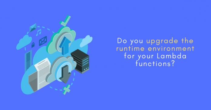 AWS-Lambda-run-time-environment_Version-Upgrade