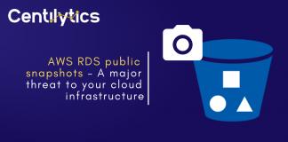AWS RDS Public Snapshots - Cloud Security