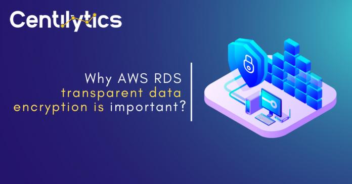 AWS RDS Transparent Data Encryption - Cloud Security