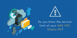 AWS-VPC-Elastic-IP-service limits