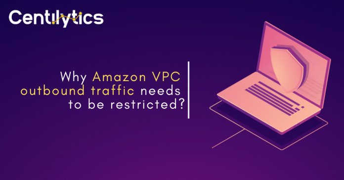 AWS VPC Outbound Traffic - Cloud Security