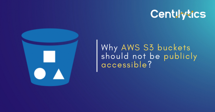 Publicly Accessible AWS S3 Buckets - Cloud Security