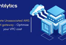 AWS VPC - Unassociated VPN Gateway
