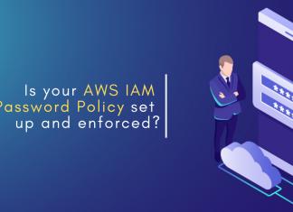 AWS IAM Password Policy