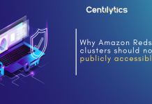 AWS Redshift cluster publicly accessible