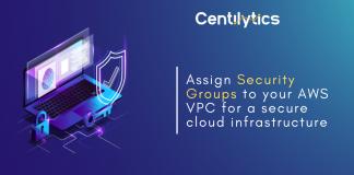AWS VPC security group