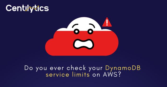 AWS-DynamoDB-Service-Limits