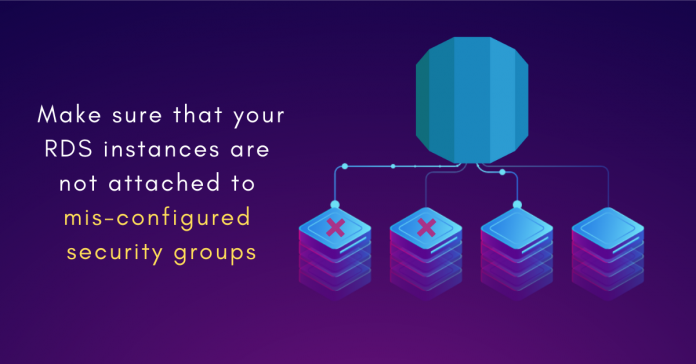 AWS-RDS-Instances-Mis-configured-Security-Groups