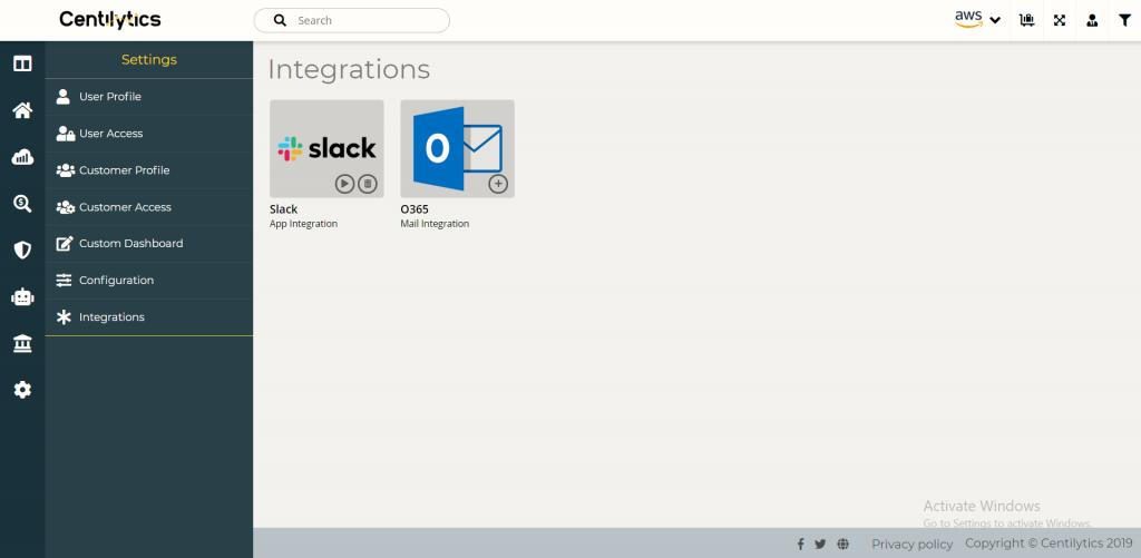 Slack Integration 6