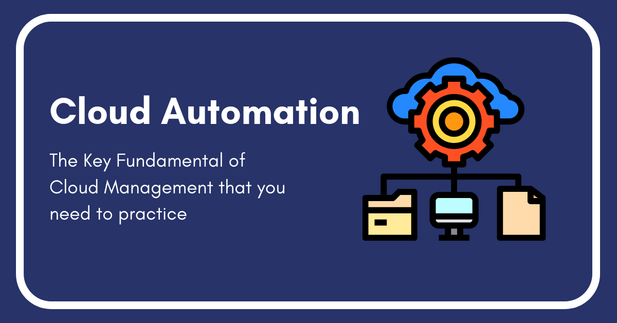 Cloud Automation