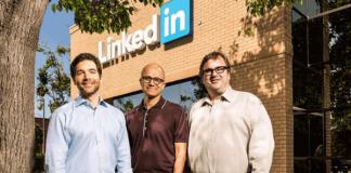 LinkedIn deal with Microsoft Azure