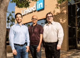 LinkedIn deal with Microsoft Azure
