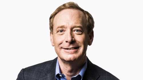 Brad Smith, President, Microsoft