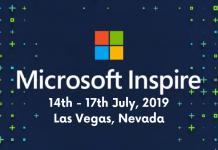 Microsoft Inspire 2019