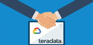 teradata to google cloud