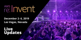 Live Updates from AWS re:Invent 2019