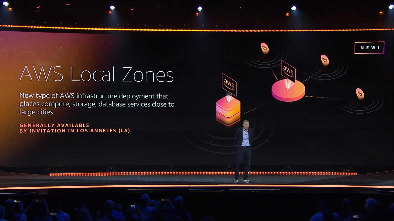 aws local zones available in preview