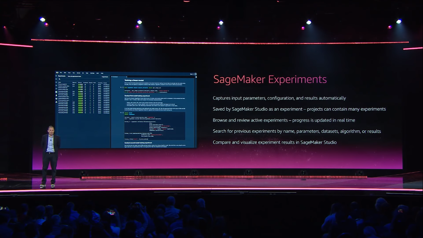 amazon-sagemaker-experments