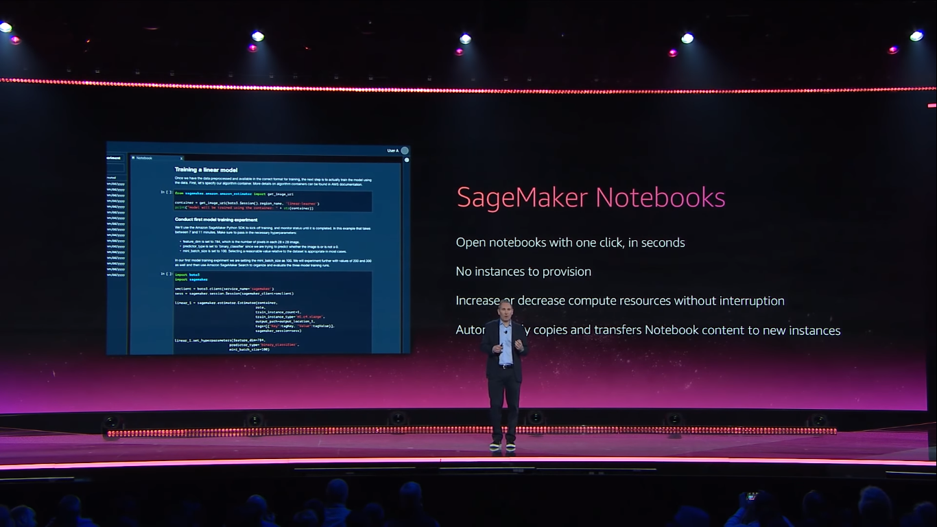 amazon-sagemaker-notebooks