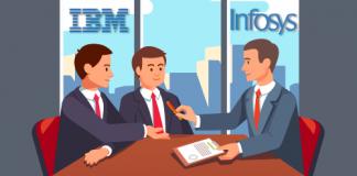 Infosys-IBM