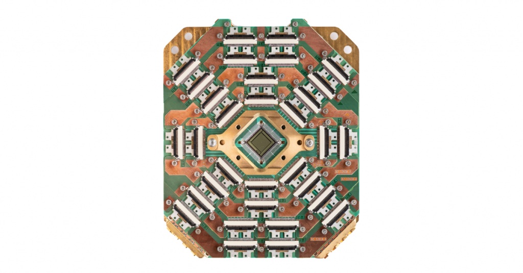 D-Wave Advantage Processor