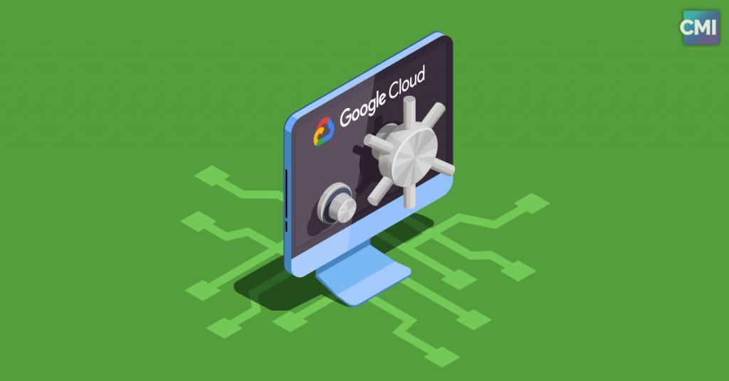 First-Google-Confidential-GKE-inside
