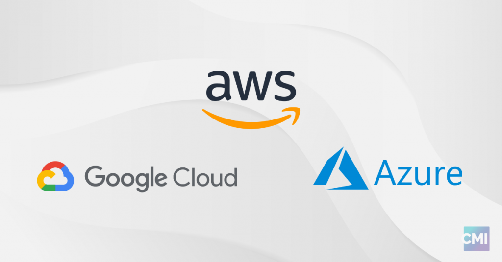 AWS GCP Azure